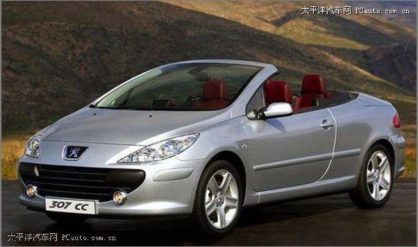 广东省限量10台 307CC敞篷跑车跌价10万