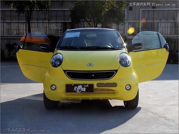 电动汽车组装及全美销售的许可的公司.   双环小贵族纯电动高清图片