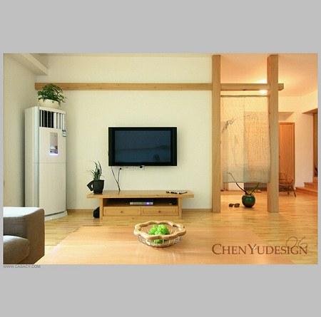 13万装修3室2厅新家 抄袭日本的榻榻米风格
