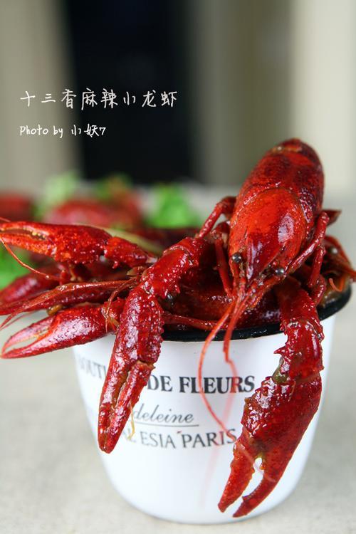 十三香麻辣小龙虾的做法(海鲜家常菜)