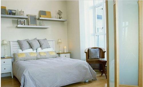 卧室装修效果图 家居收纳的经典