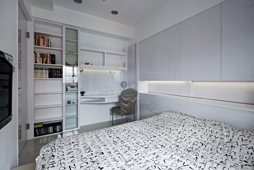 房间斜角设计图