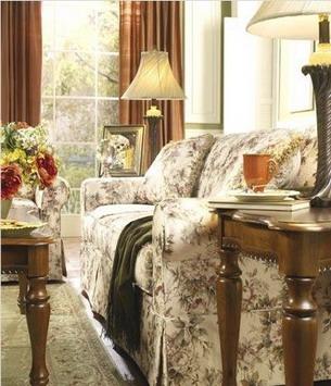 客厅装修效果图大全2012图片 欧式风格搭配