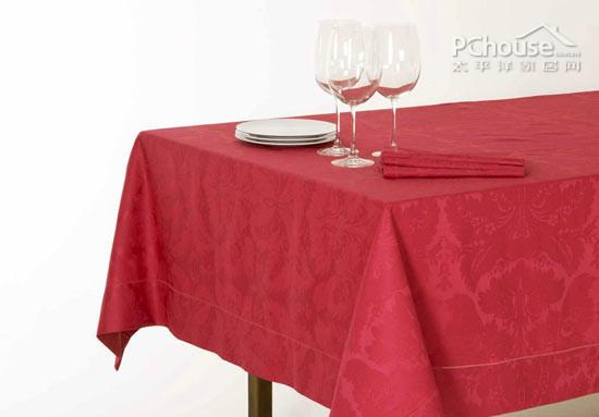装饰搭配建议:大红