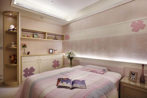 欧式女生卧室装饰梳状柜