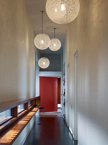 挑战狭隘空间 8款创意非凡的走廊设计