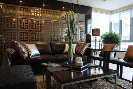 新中式大户型好居设计 品味江南禅意