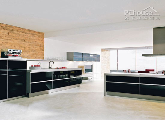 10款潮流厨房设计 现代时尚范炫起来