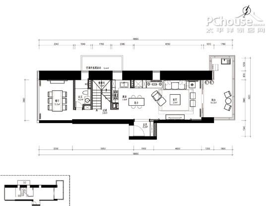 农村房子三层20万以下平面图效果图大全