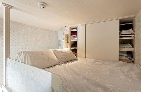 20平单身公寓 欧式loft时尚女性气息 - 装修攻略