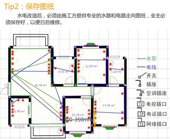 【余姚生活网 装修频道】水电验收是在房屋装修做好水电改造后进行的,必须对水电进行验收才能开始下一步骤的工序。许多不懂装修的业主,在验收时面对一堆管线无从下手,结果马虎检查就了事了。水电验收到底应该怎么做?下面PChouse小编教你如何做好家居的水电验收。  Part1:水电验收仔细看 步骤工具不可缺   水电验收包括哪些步骤?