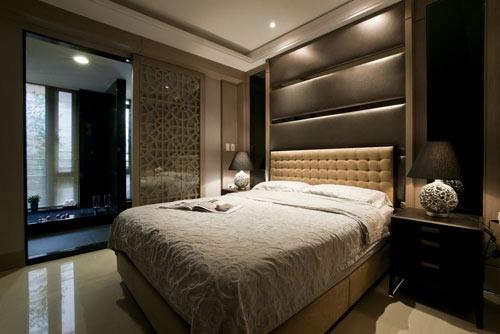led房间设计
