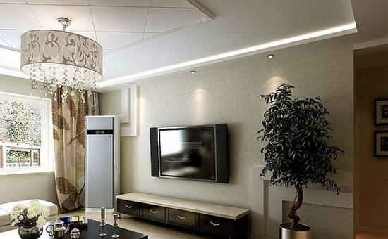 唯美欧式电视背景墙 属于2013的精美装饰
