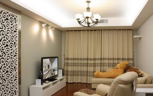 欧式客厅电视背景墙 最爱的惊艳设计