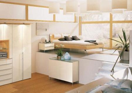 8款精致地台设计 增添美家的实用空间