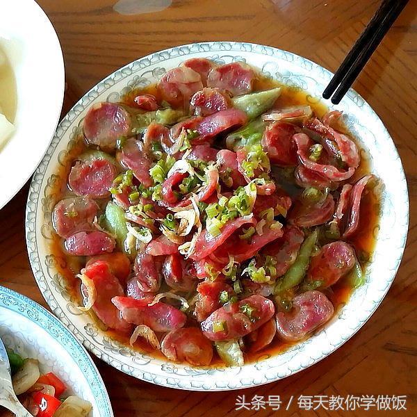 5道只要动筷子就停不下来的家常菜!