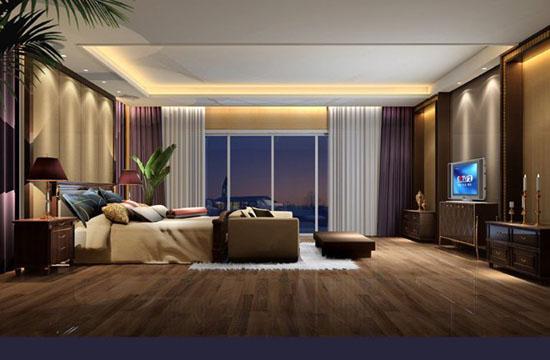 卧室精彩绽放 卧室装修效果图欣赏