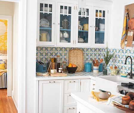 放大空间 8个小户型厨房装饰搭配