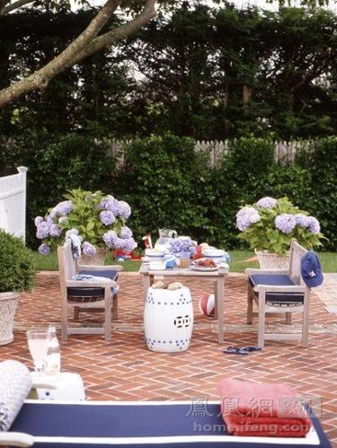 隆冬里享受温暖阳光 10个可爱粉色庭院设计|余姚生活